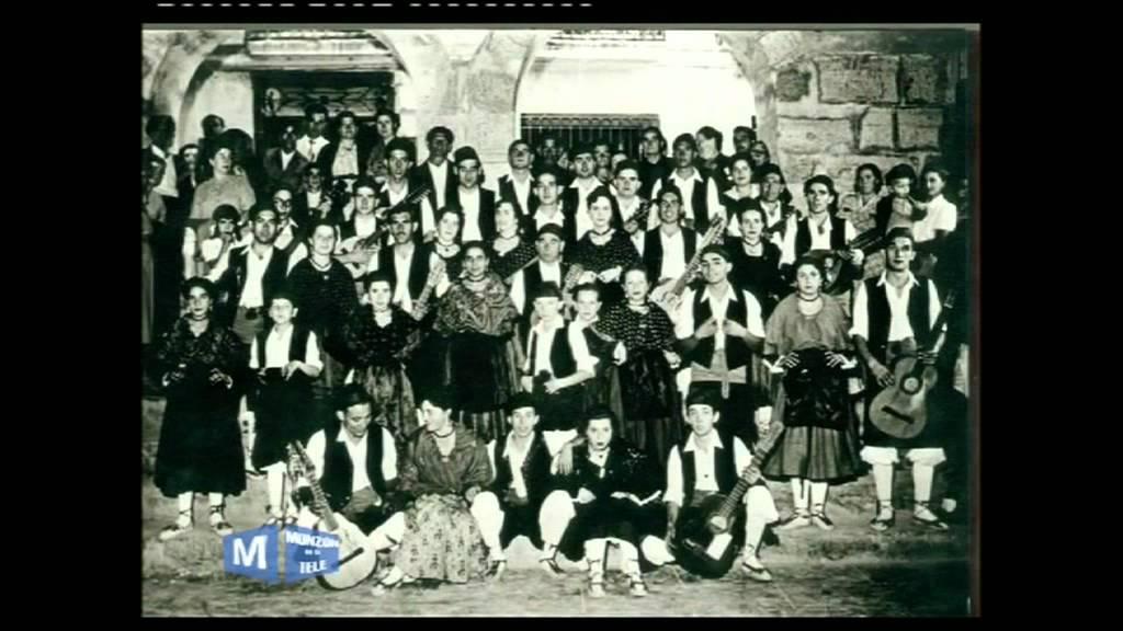 Rondalla 1952